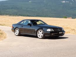 The history of the sl60 amg is, indeed, one of intrigue. This 1999 Mercedes Benz Sl 73 Amg Is Three Times Rarer Than A Pagani Zonda