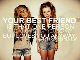Cute Best Friend Quotes Tumblr For Girls
