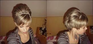 Společenský účes Pro Krátké Vlasy