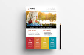 Free Creative Design Templates Free Creative Poster Template For Photoshop Illustrator