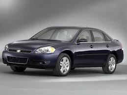 2006 Chevrolet Impala - Information and photos - ZombieDrive