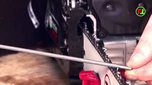 How To Sharpen A Chainsaw With And Without A File Guide Adjust Depth Adjusters