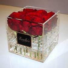 Flower Display Stands Wholesale Fashion Flower Box Flower Display Case Wholesale Buy Display 94