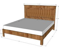Best 25 Standard Queen Size Bed Ideas On Pinterest Intended For King Size  Bed Frame Dimensions