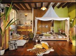 African Themed Bedroom Ideas 2