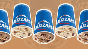 Dairy Queen Blizzard Nutrition Chart New Reeses Blizzards Have Arrived At Dairy Queen Taste Of