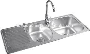 Stainless Steel Double Kitchen Sink