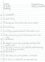 Word Test 3 Clarksclassroom Licensed For Non Commercial Use Only Vocabulary
