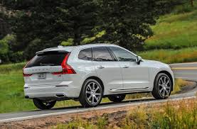 2018 volvo crossover. unique 2018 2018 volvo xc60 t8 first drive review the accidental performance crossover on volvo