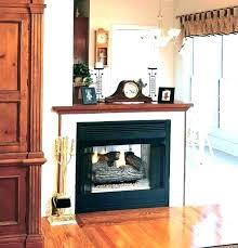 decorative gas fireplace exterior vent cover 137 gas