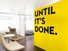 Yellow Office Which Colour Is Ideal For Your Office Walls