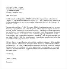 education cover letter educational cover letters