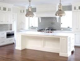 gray subway tile backsplash ideas gray glass subway tile transitional kitchen l white kitchen cabinets with