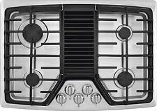 gas cooktop with downdraft. Frigidaire 30\ Gas Cooktop With Downdraft P