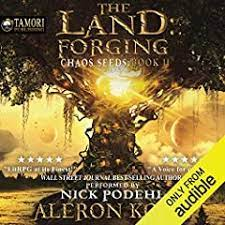 Seeds of chaos is a visual novel experience with a few twists. The Land Monsters By Aleron Kong Audiobook Audible Com