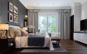 dark wood flooring bedroom. Delighful Dark Traditional Home With Dark Wood Flooring  Tuananh Ekeu0027s Floors  Heavily Styled Modern Bedroom  To Dark Wood Flooring Bedroom A