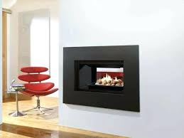 two sided gas fireplace combined with double sided fireplaces hearth within two gas fireplace plans