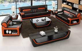 china 1 2 3 modern leather sofa set