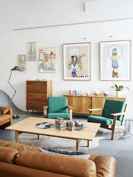 mid century danish modern living room. Gorgeous Airy Mid Century Modern Living Rooms Danish Room A