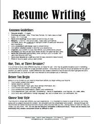How To Make A Resume For College Students Resumes For College