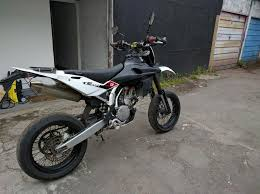 husqvarna te 510 supermoto sale or swaps in old street london