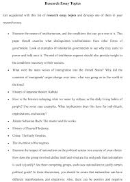 Interesting Essays Topics Writing And Model Composition For Class 9