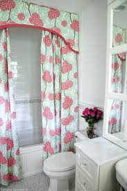 bathroom shower curtains showers curtain sets and window matching