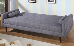 Small Picture Modern Sofa Bed Affordable Baxton Studio Keeney Dark Gray Linen