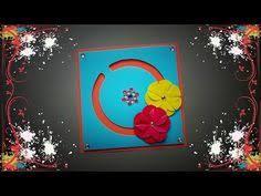 DIY  SQUASH CARD ACCORDION CARD  TUTORIAL Diy Squash Card Card Making Ideas Youtube