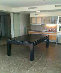 Pool And Dining Table Pool Table Dining Room 14362