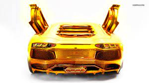 46+] Cool Gold Cars Wallpapers on ...