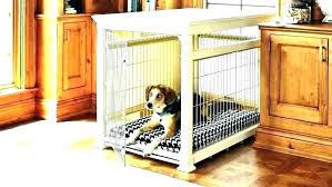 Fancy dog crates furniture Kitchen Island Dog Fancy Dog Crates Furniture Furniture Dog Crates Custom Made Double Crate This Is Cages For Vans Transformatuvidaco Fancy Dog Crates Furniture Furniture Dog Crates Custom Made Double