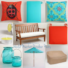 World Market Outdoor Pillows Outdoor Designs