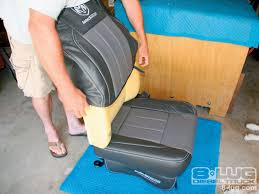 replacement upholstery kit installed 2006 dodge ram 2500 seat inserts