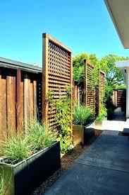 garden screen panels garden fence screening screening fence in garden ideas on how to preserve privacy garden screen