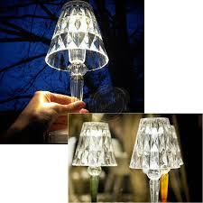 ferruccio laviani lighting. Kartell Portable LED Rechargeable Battery Table Lamp Ferruccio Laviani Lighting