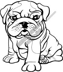 cute bulldog clipart.  Bulldog Concept Design Home Cute Bulldog Clipart Pictures Intended L