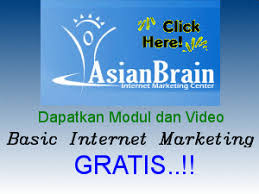 Belajar Internet Marketing di ASIAN BRAIN