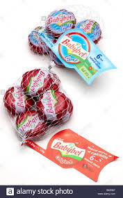 Babybel Cheese Light Nutrition Facts Two Mesh Six Packs Of Mini Babybel 120 Gram Natural Cheese