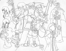 Small Picture Kingdom Hearts 2 by Gabzx18x on DeviantArt