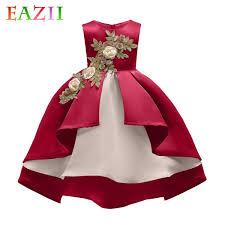 2019 <b>Eazii Children Luxury Party</b> Formal Dress For Wedding ...