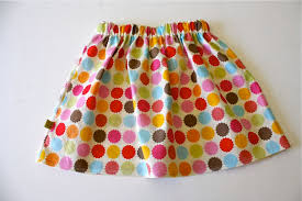 Toddler Skirt Pattern