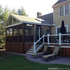 Enclosed deck ideas Enclosed Patio Exquisite Ideas Screened In Deck Ideas Charming Deck Design With Screened Porch Pinterest 126 Best Screenedin Deck And Patio Ideas Images Decks Porches