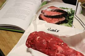 17 best images about protien on pinterest. Slow Roasted Beef Tenderloin The Barefoot Contessa Project Jenny Steffens Hobick