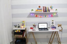 home office diy. D.I.Y. Como Montei Meu Home Office Sem Gastar Muito. Diy L