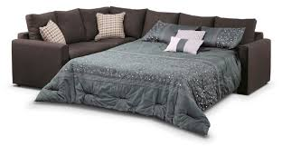 Image Mattress Recently Viewed Items Leons Athina 2piece Sectional With Rightfacing Queen Sofa Bed Nutmeg
