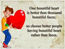 Beautiful Heart Quotes And Sayings Best of Choose Better People Having Beautiful Heart Quotes And Sayings
