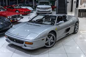 F355 berlinetta and gts launched 1995: Ferrari F355 Spyder Hardtop Convertible Page 1 Line 17qq Com