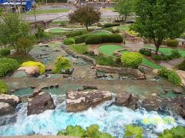 best mini golf in branson review of