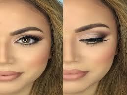 best wedding guest makeup ideas on bridesmaid